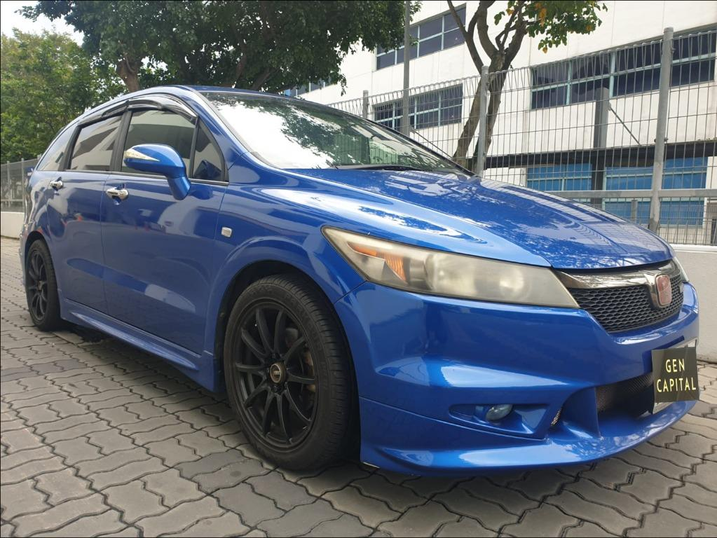 Honda Stream RSZ 1.8A Christmas Special & Early CNY Promo Pm or whatsapp @85884811 to reserve now!