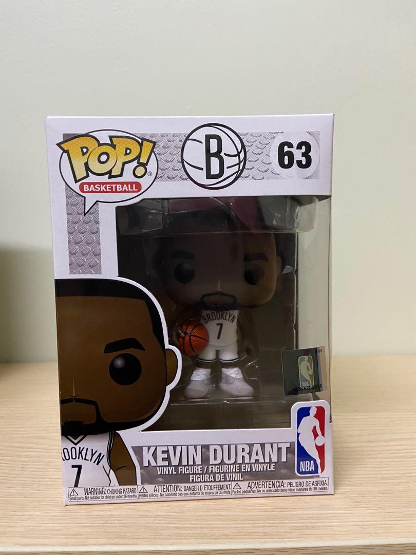 Kevin Durant NBA Funko Pop, Hobbies ...