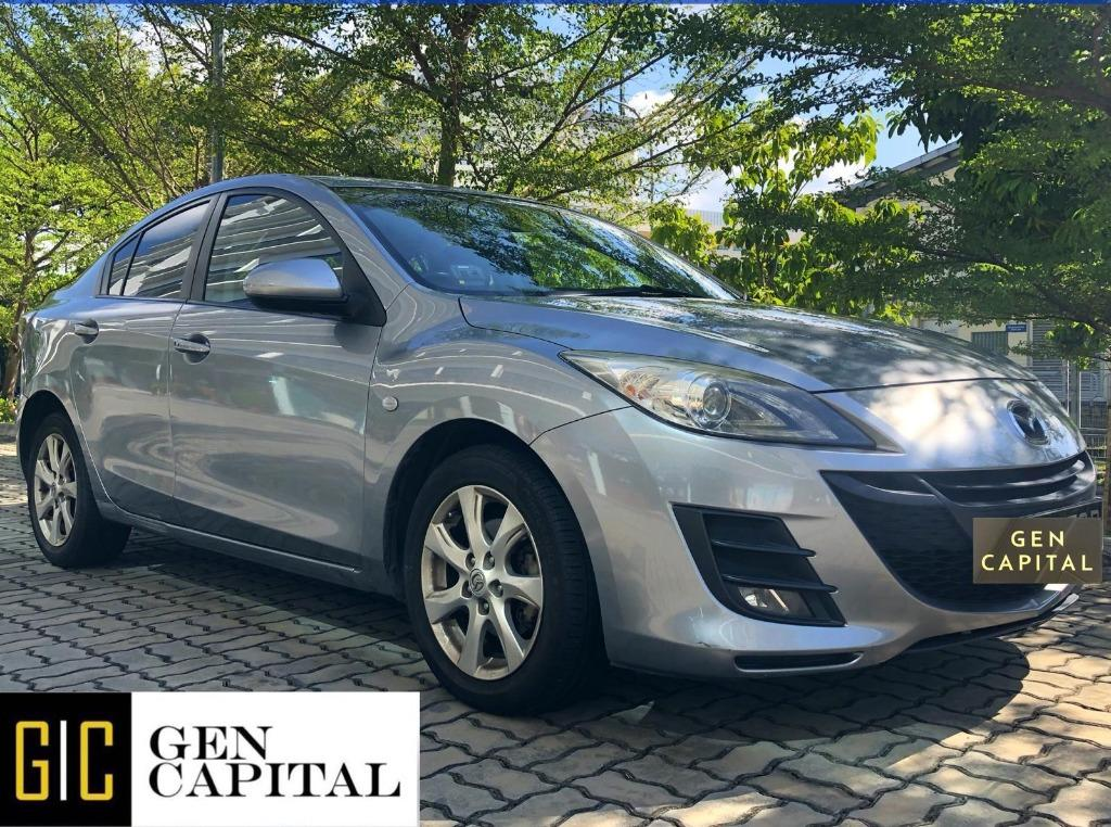 Mazda 3 Special Christmas Promo Pm or whatsapp @85884811 now! Just $500 Deposit to Driveaway Immediately!*