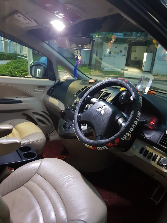 Mitsubishi Grandis 2.4 MIVEC M (A)
