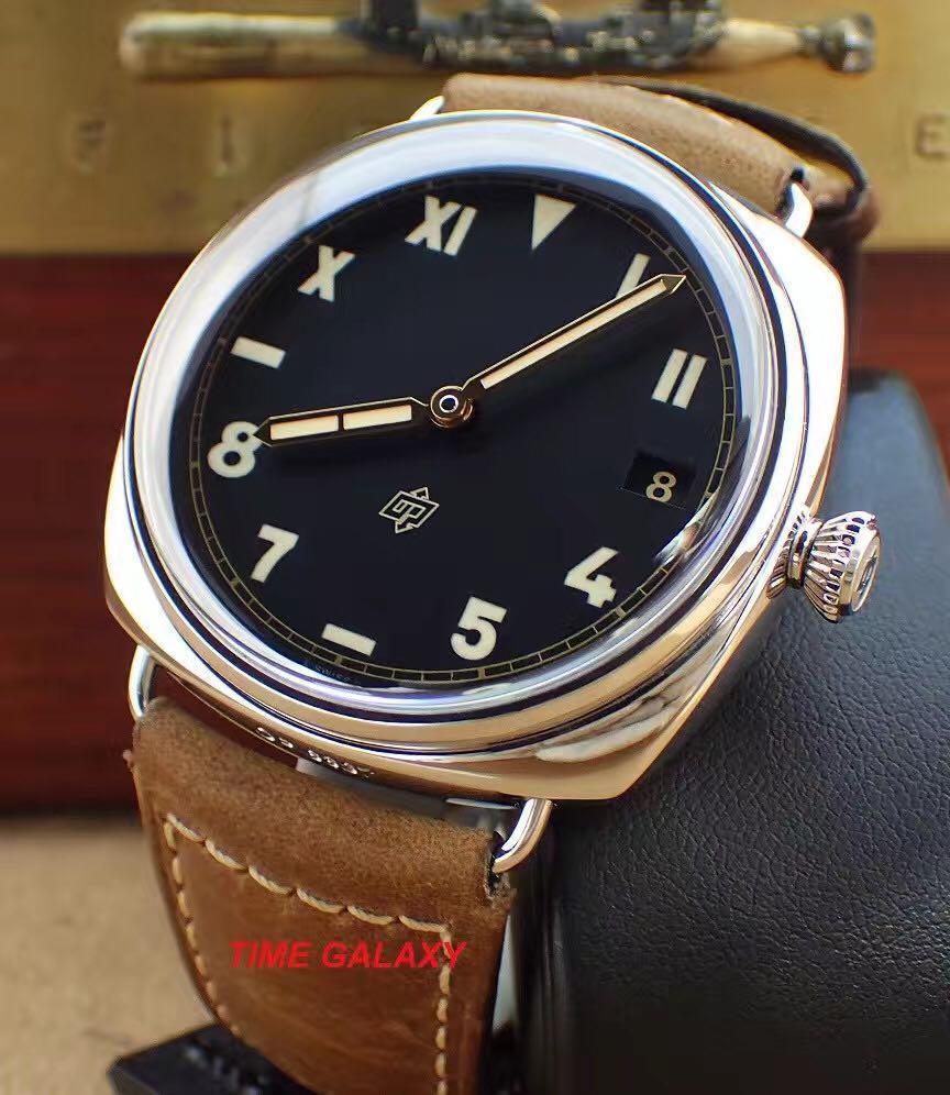 "Preowned PANERAI Radiomir CALIFORNIA 3 days Handwound 47mm with ""Date"". Model PAM00424.Swiss Made. Mens watch"