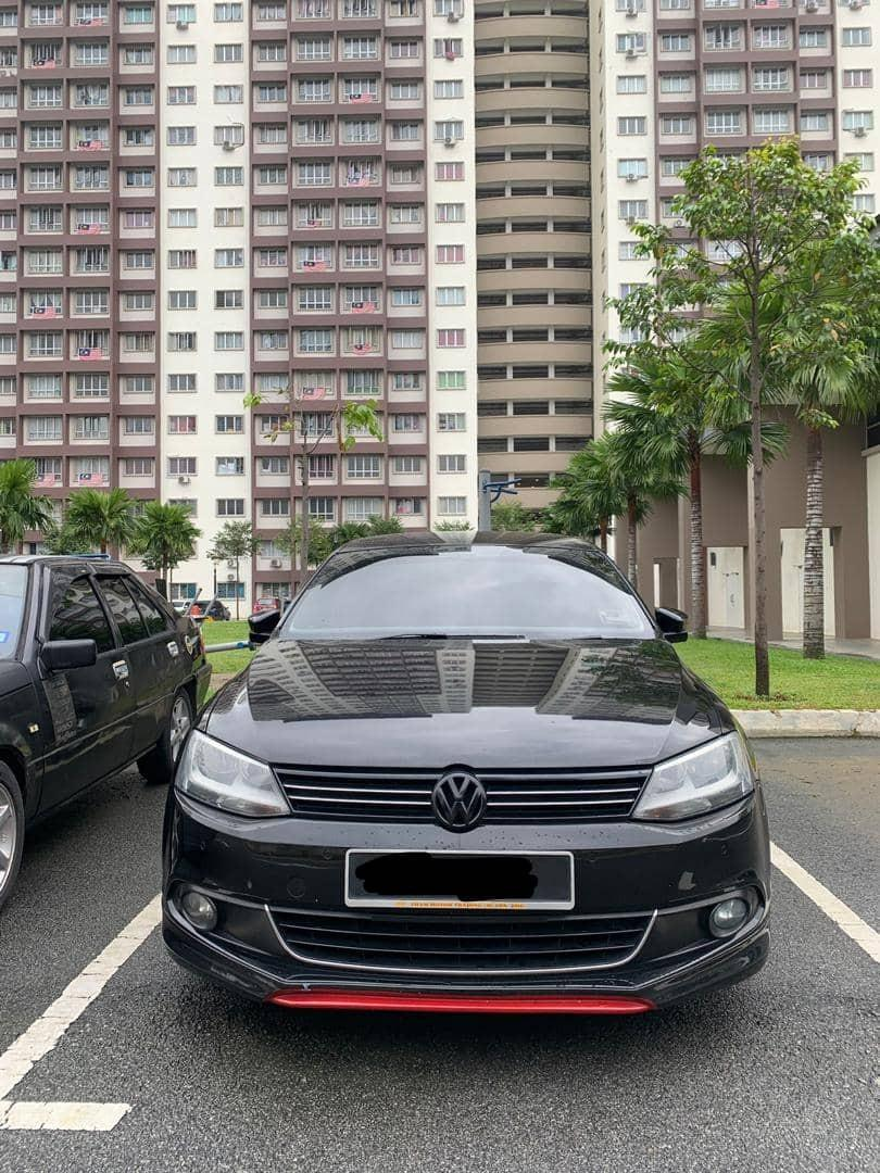 SEWA BELI>>VW JETTA 1.4 TSI TURBOCHARGED 2012/2012
