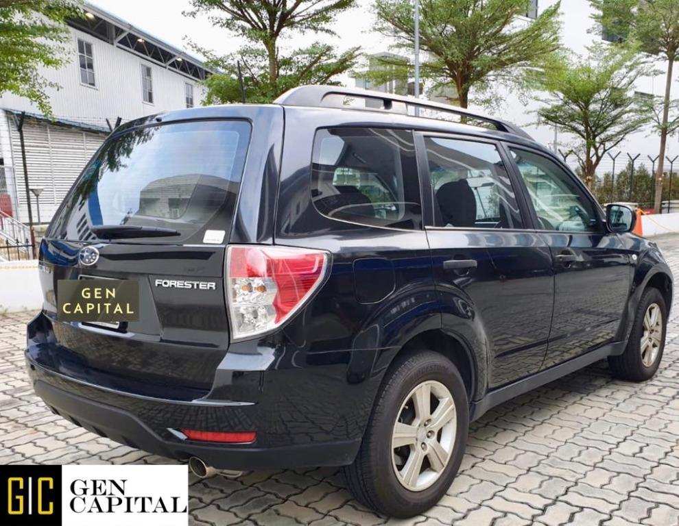 Subaru Forester Special Christmas Promo Pm or whatsapp @85884811 now! Just $500 Deposit to Driveaway Immediately!*
