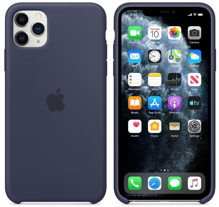 SWEET DEAL!! Apple iPhone 11 Pro Max Official Silicone Case in Retail Box