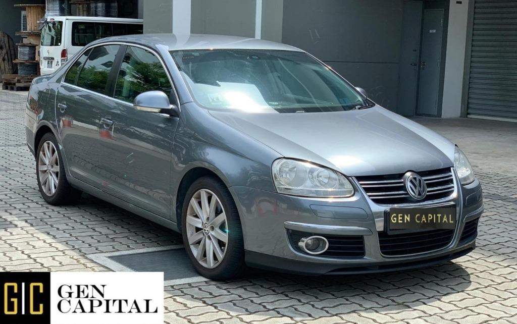 Volkswagen Jetta 1.4A Special Christmas Promo Pm or whatsapp @85884811 now! Just $500 Deposit to Driveaway Immediately!*