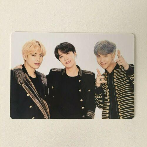 [WTB/LF] BTS Speak Yourself Japan Official Mini Photocards