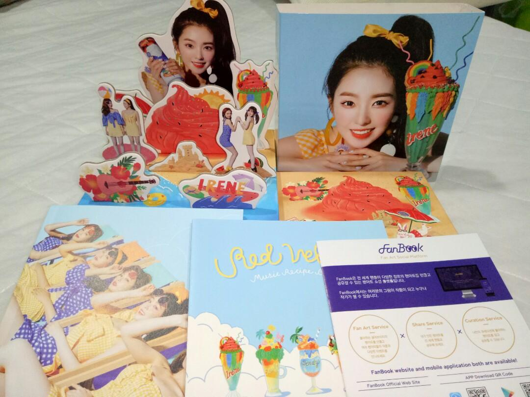 WTS Red Velvet Summer Magic Limited Edition Irene Album
