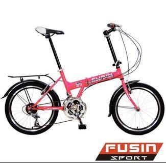 都會輕旅行自行車 [Fusin]-B201