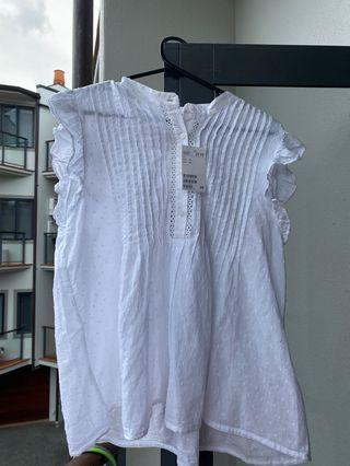 White top from H&M