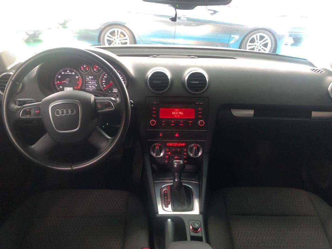 2011 Audi A3sportback 1.8t