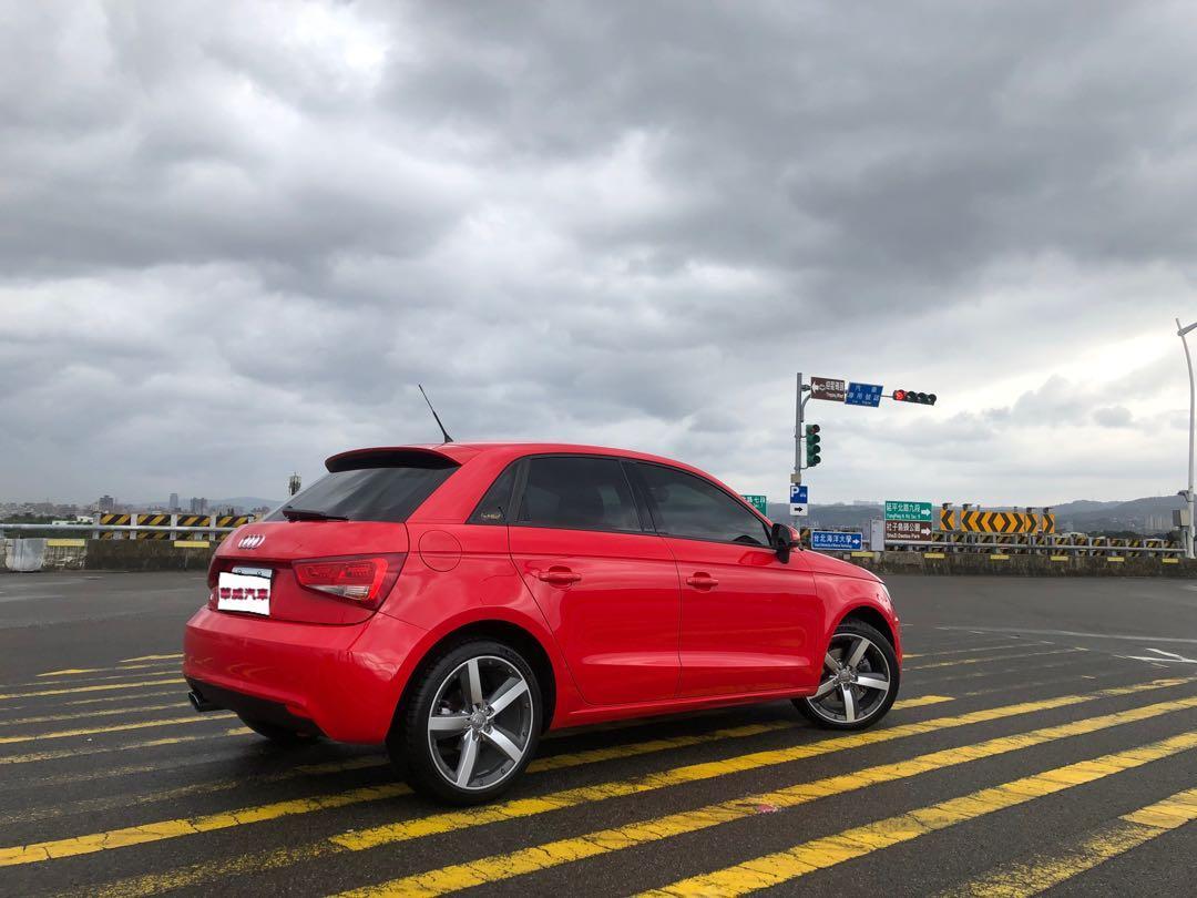 2013 Audi A1sportback 1.4頂級款
