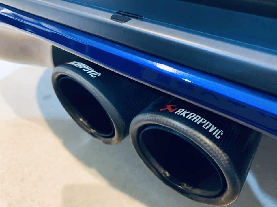 2017年 Focus 1.5T 漂亮的藍色