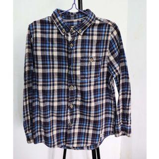 Checkered Zara Long sleeves