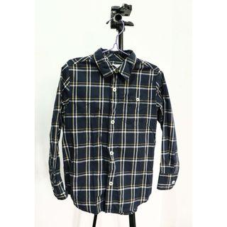 Checkered long-sleeves