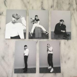 ateez mmt postcards