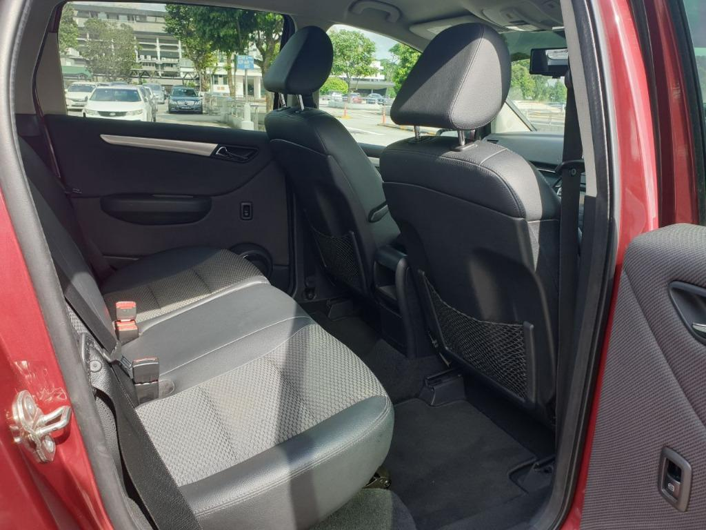 [$400/week] Mercedes Benz B160 Available for Long Term Leasing!