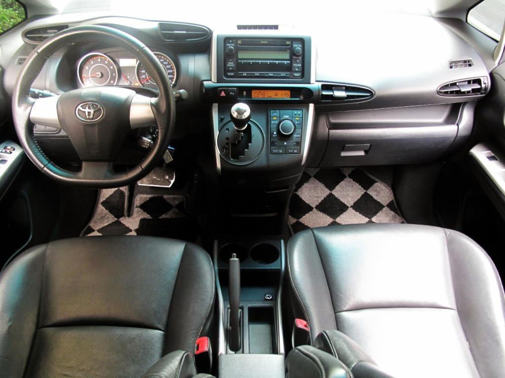國民神車 TOYOTA WISH 2.0 E版 七人座 堅持創新設計理念的新世代Minivan。雙安 恆溫 電折 前後雷達 定速
