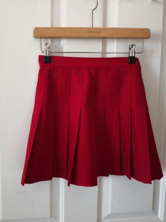 American Apparel, American Beauty Tennis Skirt AU6 XS