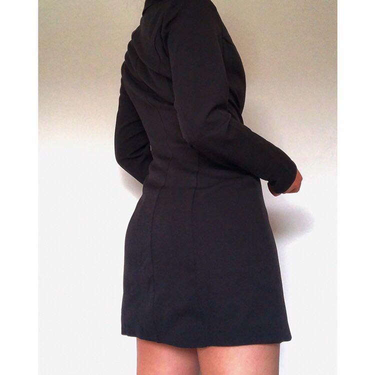 Blazer Mini Dress   BRAND NEW WITH TAG  FITS AU 6-8
