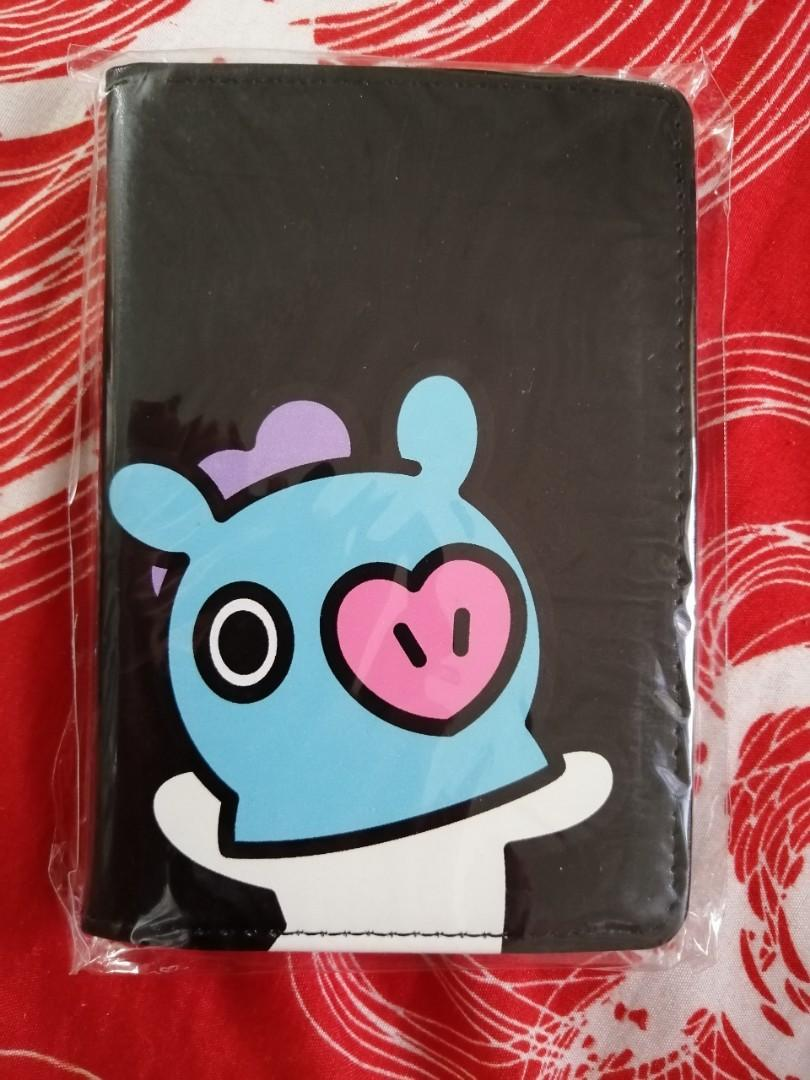 WANT TO SELL FAST! BT21 mang passport COVER (UNOFFICIAL)