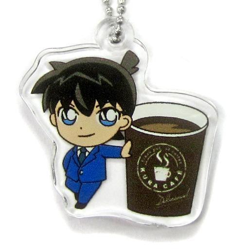 Detective Conan x Kura Sushi - Edogawa Conan - Mini Acrylic Keychain