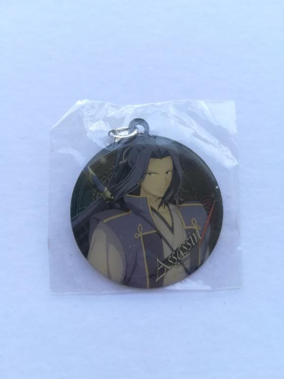Fate/Stay Night Unlimited Blade Works - Assassin - Metal Charm