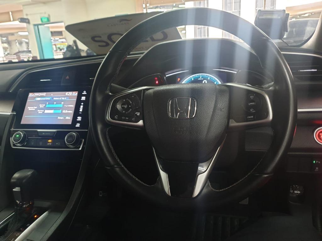 Honda Civic 1.5 Sedan VTEC Turbo Auto