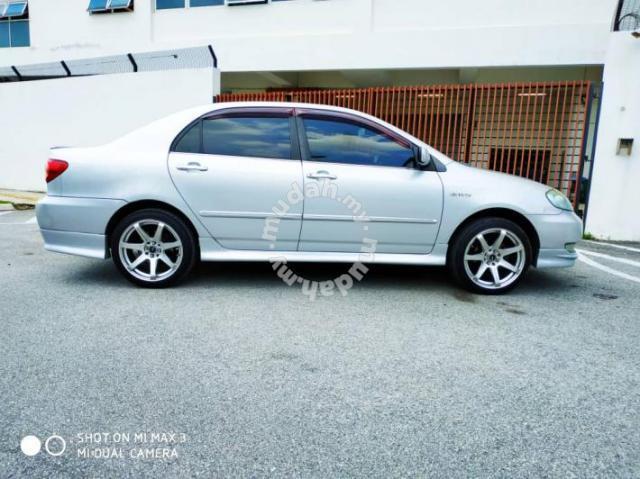LOan Kedoi MuKA 2rIbO Toyota COROLLA 1.8 ALTIS (A)