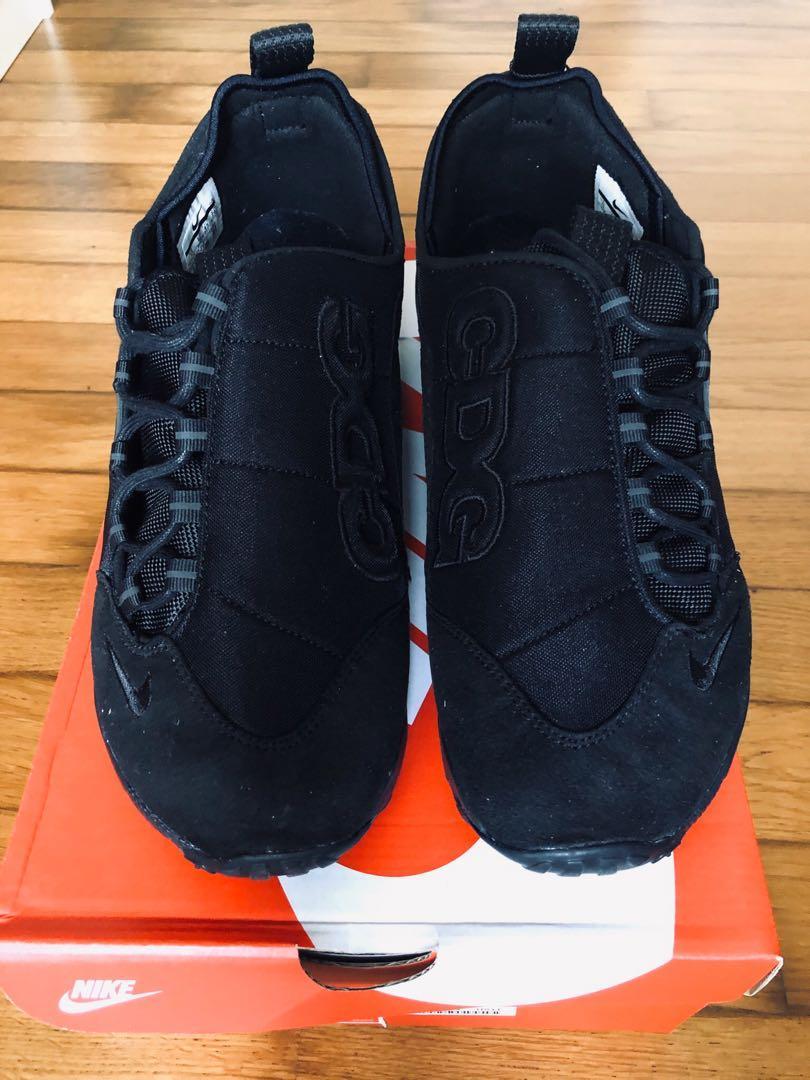 Nike X Comme Des Garcons Footscape CDG