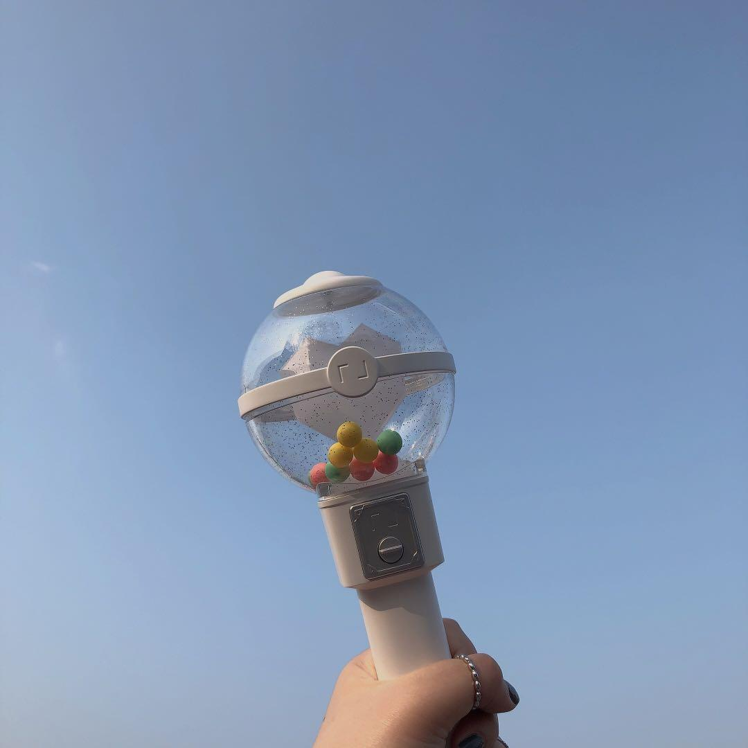 [PREORDER] ParkJiHoon official lightstick restock!!