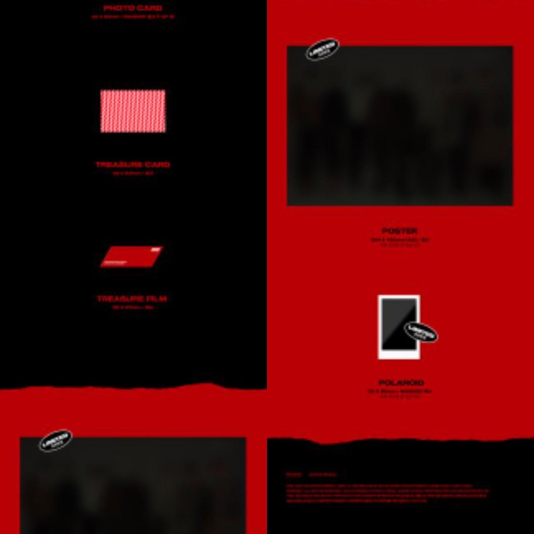 {PRE-ORDER:SEALED}⠀ ATEEZ - TREASURE EPILOGUE : ACTION TO ANSWER⠀