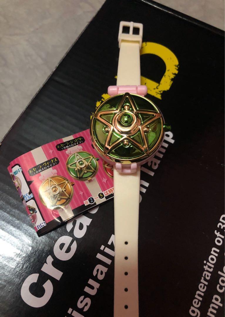 [Sailormoon-Gacha] Communication Machine Watch In Capsule