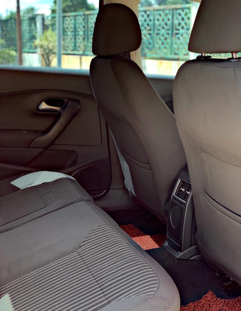 SEWA BELI>>VW POLO 1.6 (A)  FULLBODY WRAP CANDY RED 2014