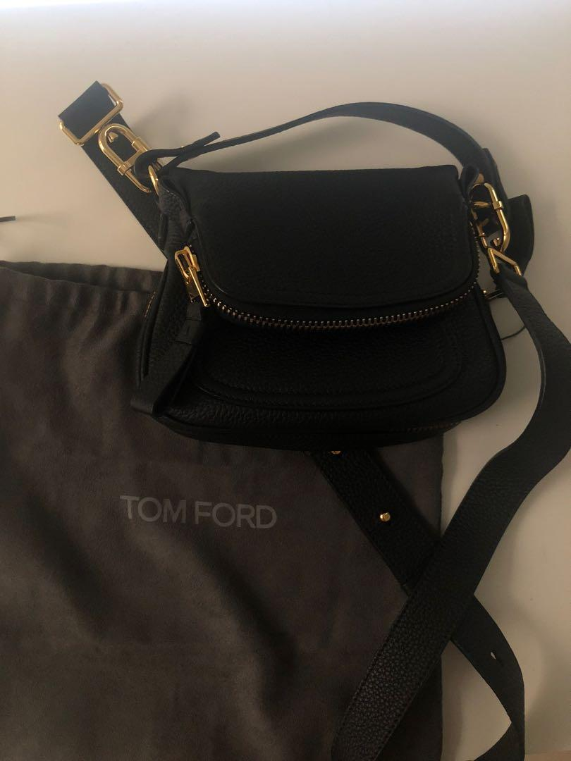 Tom Ford - The Jennifer Mini Crossbag with Double Strap