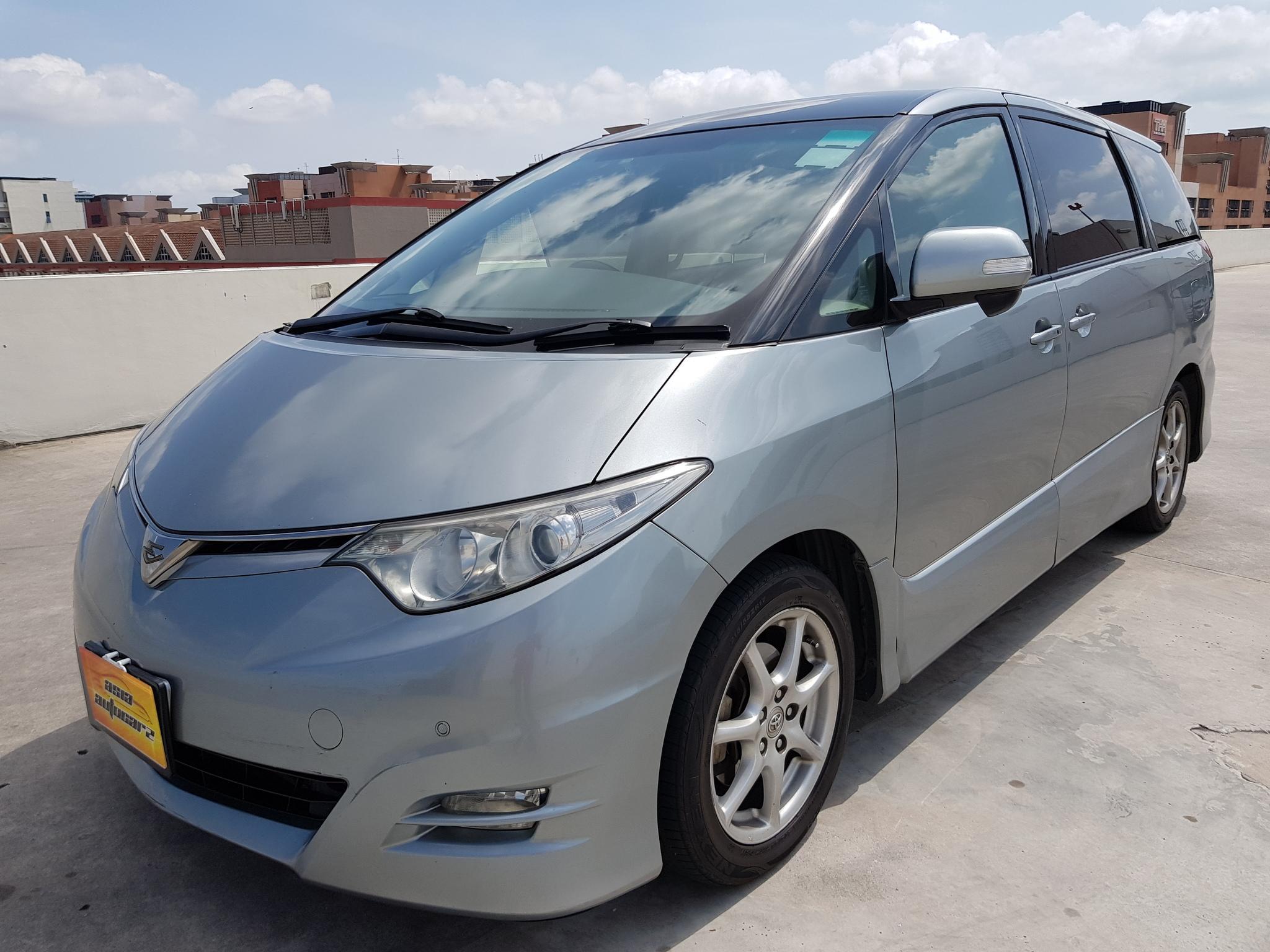 Toyota Estima 2.4 Aeras Auto