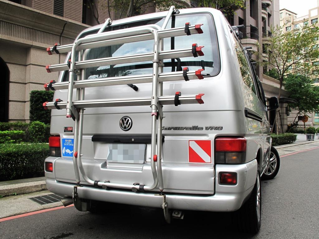 VR6 家庭式休旅車 正8人座 德國原裝進口 登山 露營 全家出遊 一次搞定