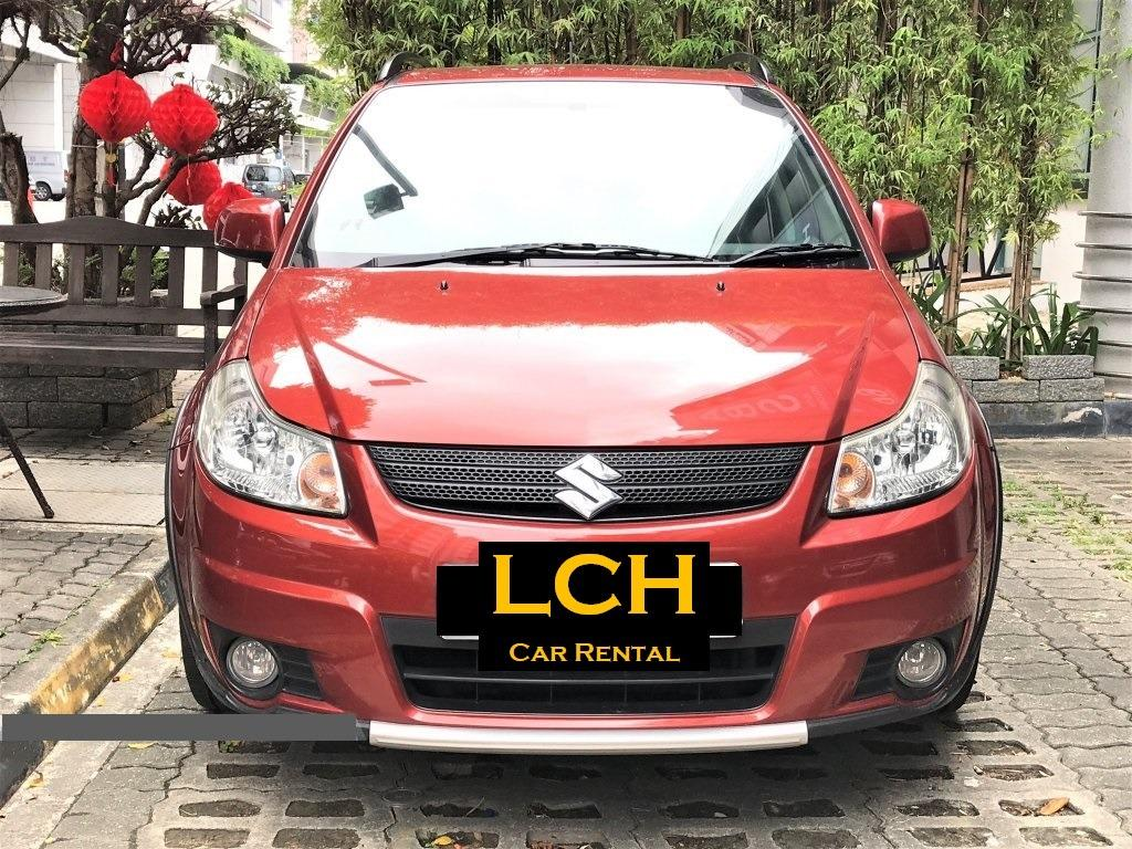 WOHOHO! NEW YEAR Package from $159! *LCH CAR RENTAL*