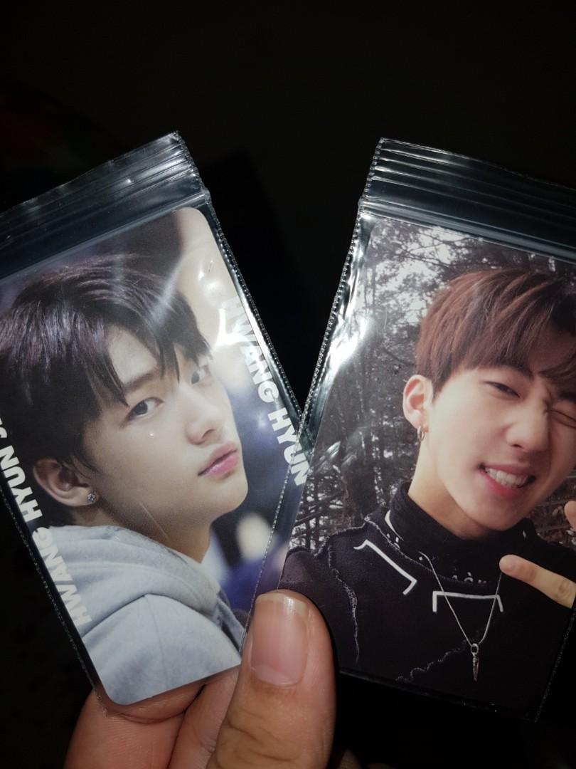 [WTS] Stray Kids Mixtape Changbin and Hyunjin photocards