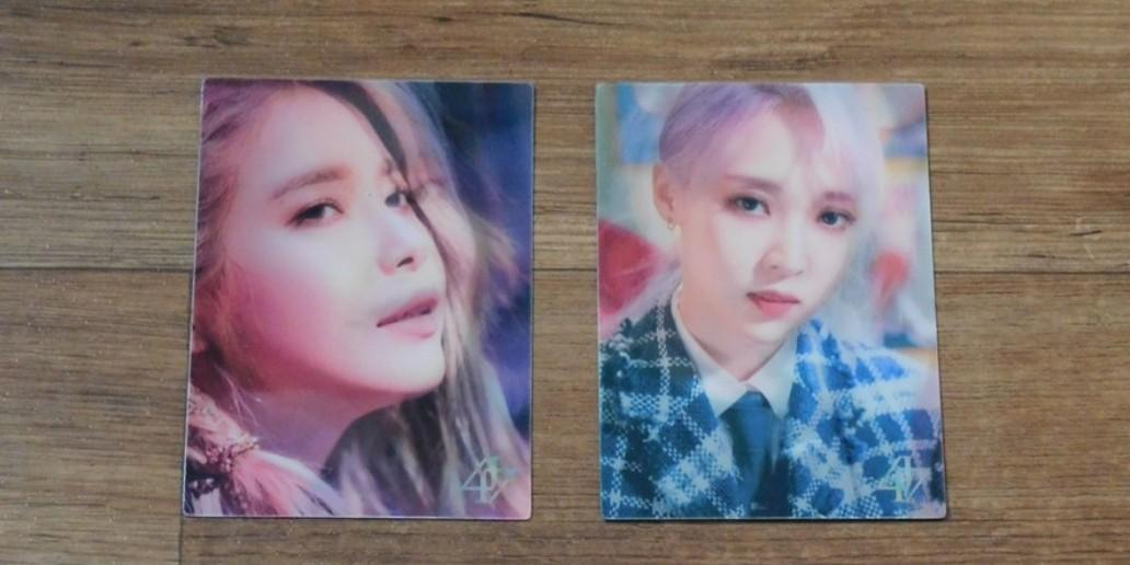 [WTT] Mamamoo Reality in Black official lenticular card