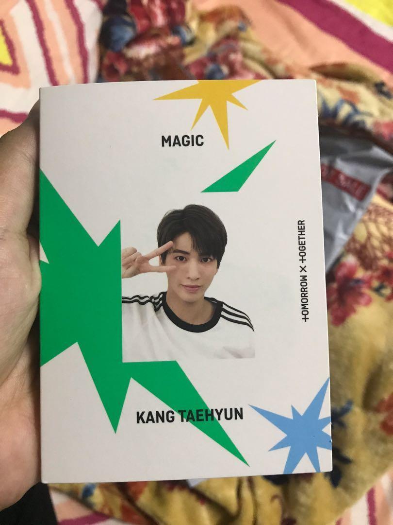 [WTT/WTS] TXT The Dream Chapter: Magic Taehyun's Student ID Pad