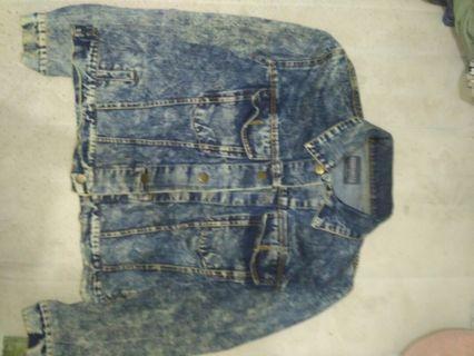 Roughneck 1991 Denim Jacket