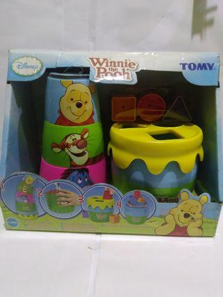 Baby Toys winnie the pooh