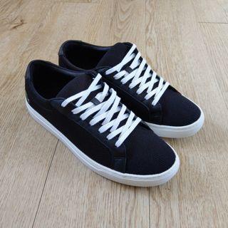 Lacoste 全新 休閒鞋 男鞋 運動鞋 黑色 US11