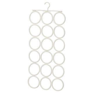 IKEA KOMPLEMENT 多功能掛架 白色