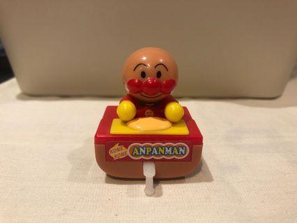 扭蛋 麵包超人 玩具小車