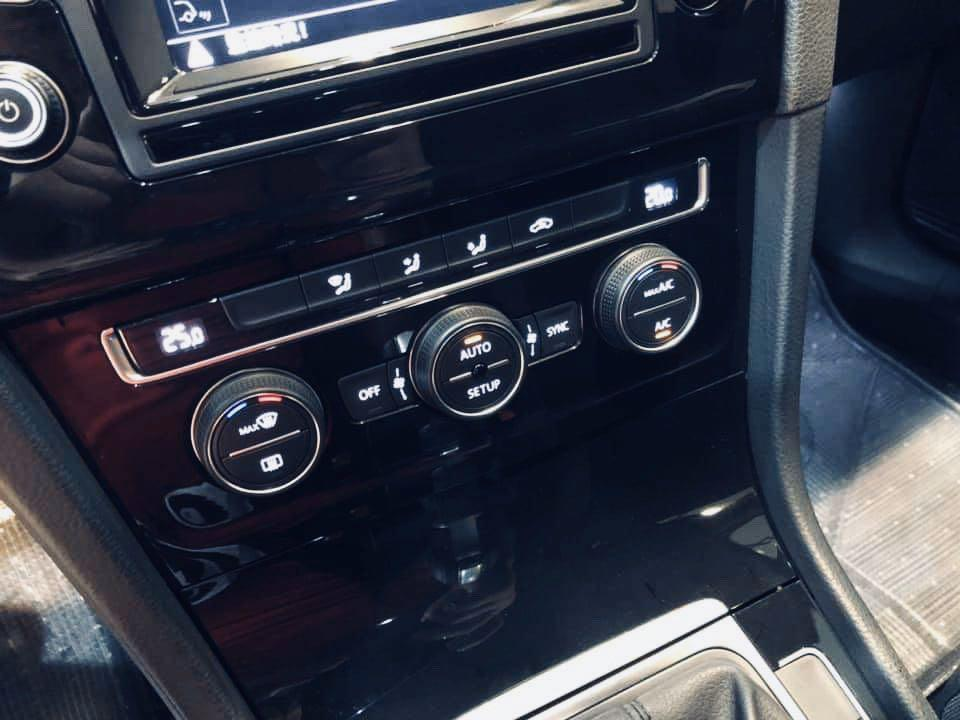 2015 Volkswagen Golf 1.4 TSI 白色
