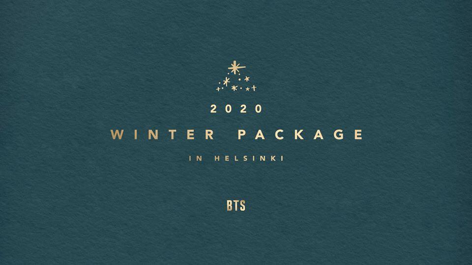 [🇲🇾 FAST GROUP ORDER] BTS WINTER PACKAGE IN HELSINKI 2020