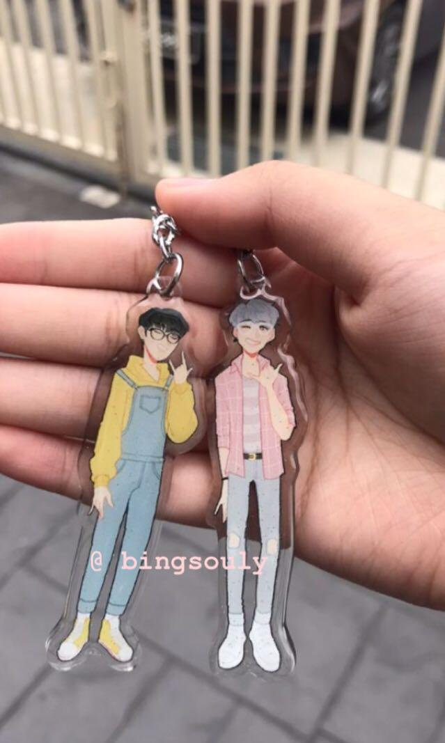 [ SoulyArrival ] STRAY KIDS 3RACHA CHARMS BY @capseoule ARE HERE!