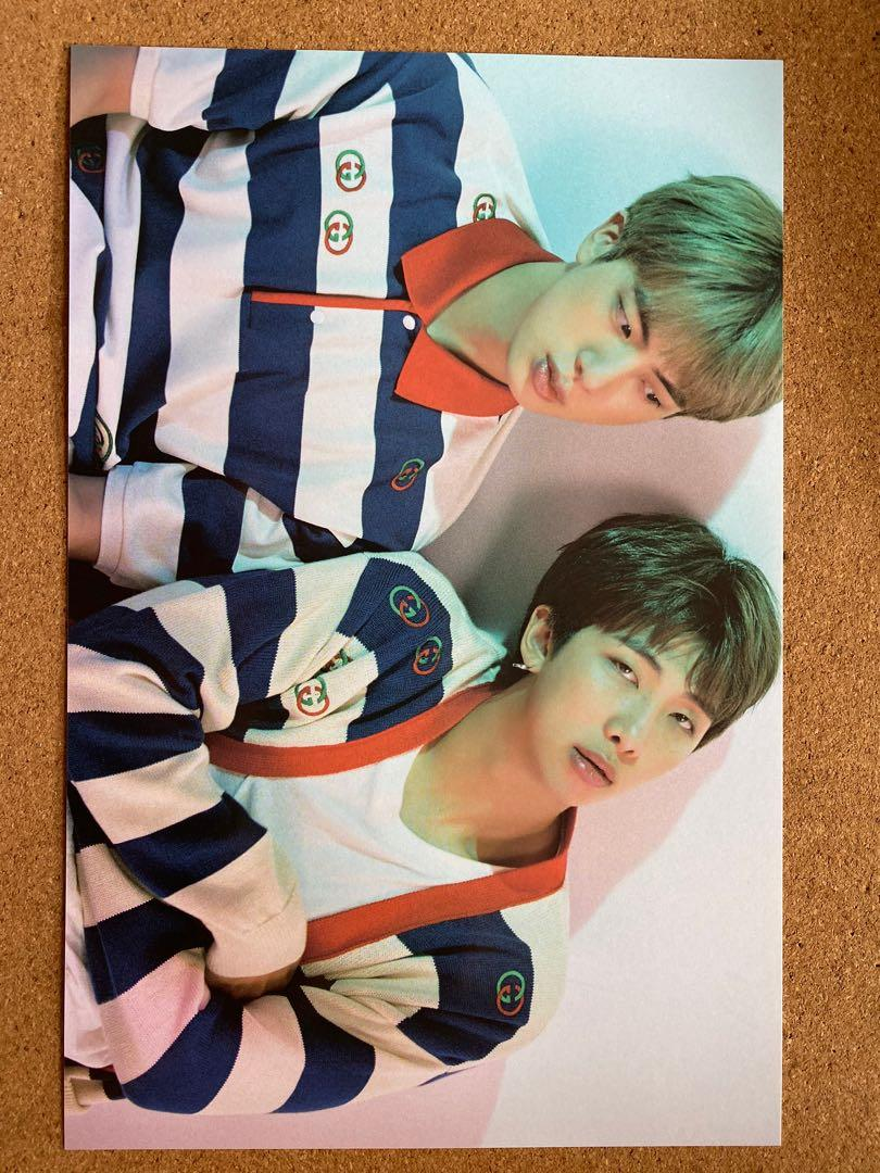 [ WTS ] BTS' 2020 Season's Greetings - Mini Poster