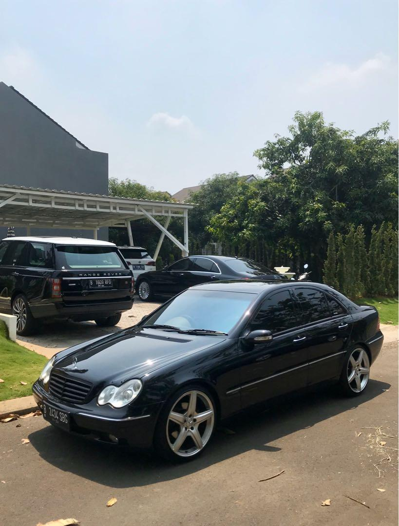 C240 w203 thn 2003, perfect condition..NO MALFUNCTION